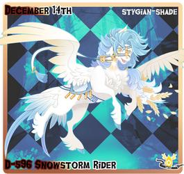 { Stygian Winter Festival } Day 15!