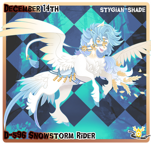 { Stygian Winter Festival } Day 15!