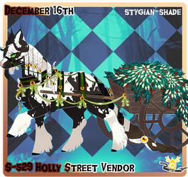 { Stygian Winter Festival } Day 17!