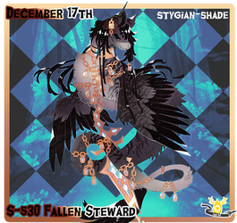{ Stygian Winter Festival } Day 18!