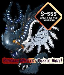 { Stygian Mystery Hunt } Labyrinth Returns! over!