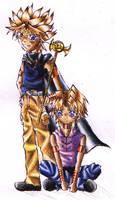 Malik and Malik pencil version by powerswithin