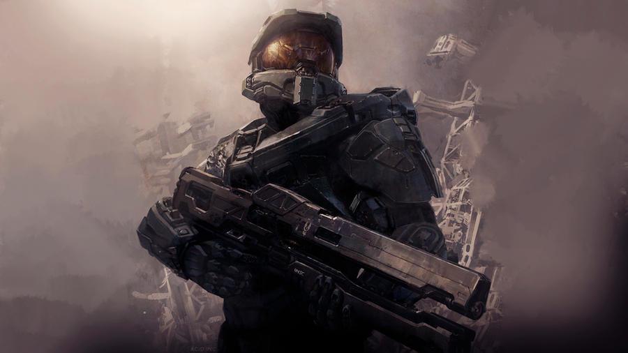 Halo 4 WallPaper By SlivErJap