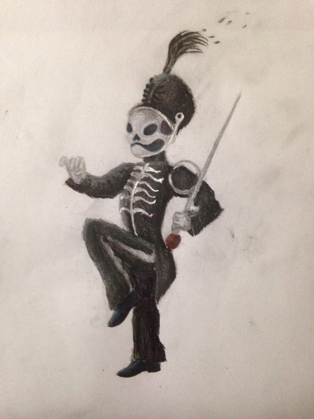 MCR skeleton redone by swiftcross