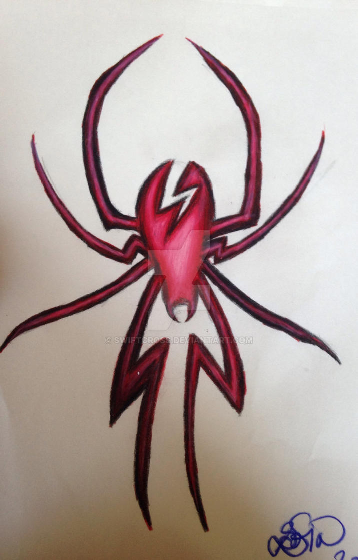 MCR spider by swiftcross
