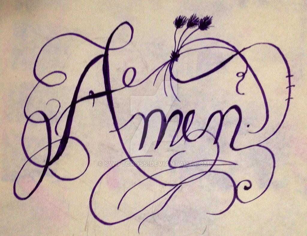Amen by swiftcross