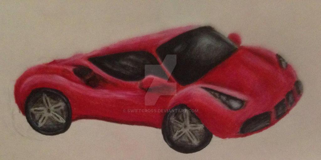 Ferrari by swiftcross
