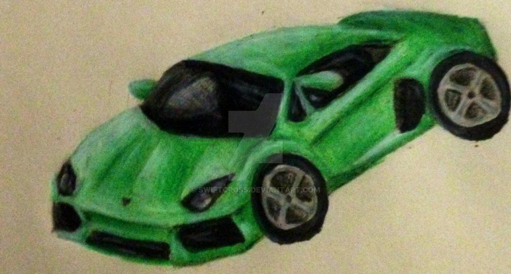 Lamborghini by swiftcross