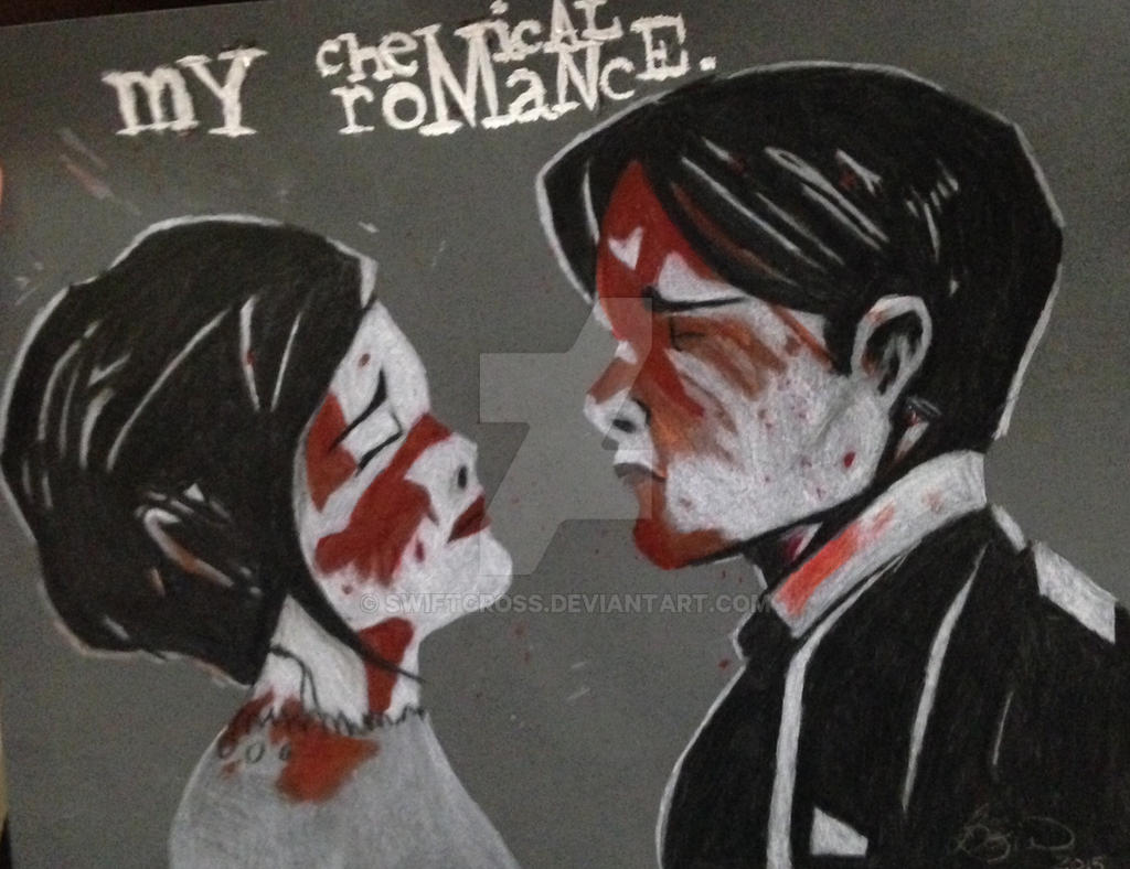 3 Cheers for Sweet Revenge by swiftcross