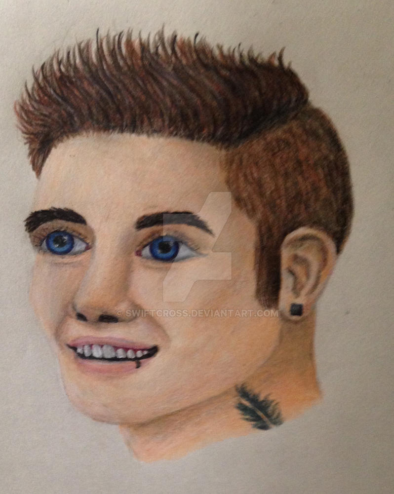 Andy Biersack by swiftcross