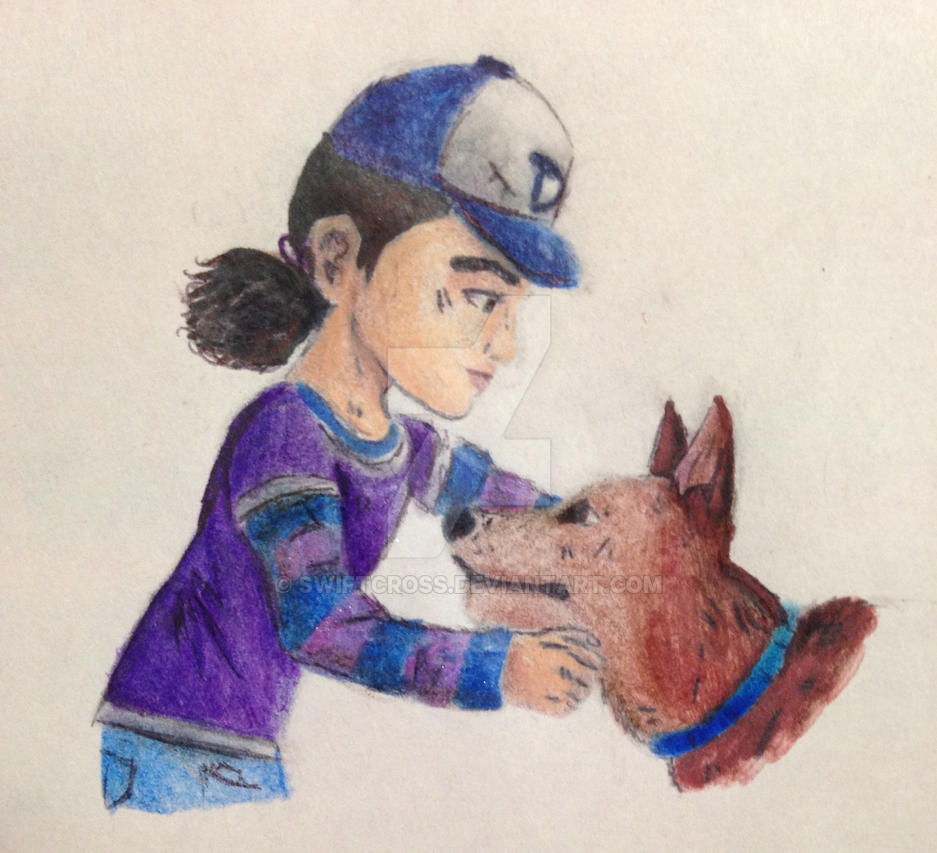 Clem and Sam by swiftcross