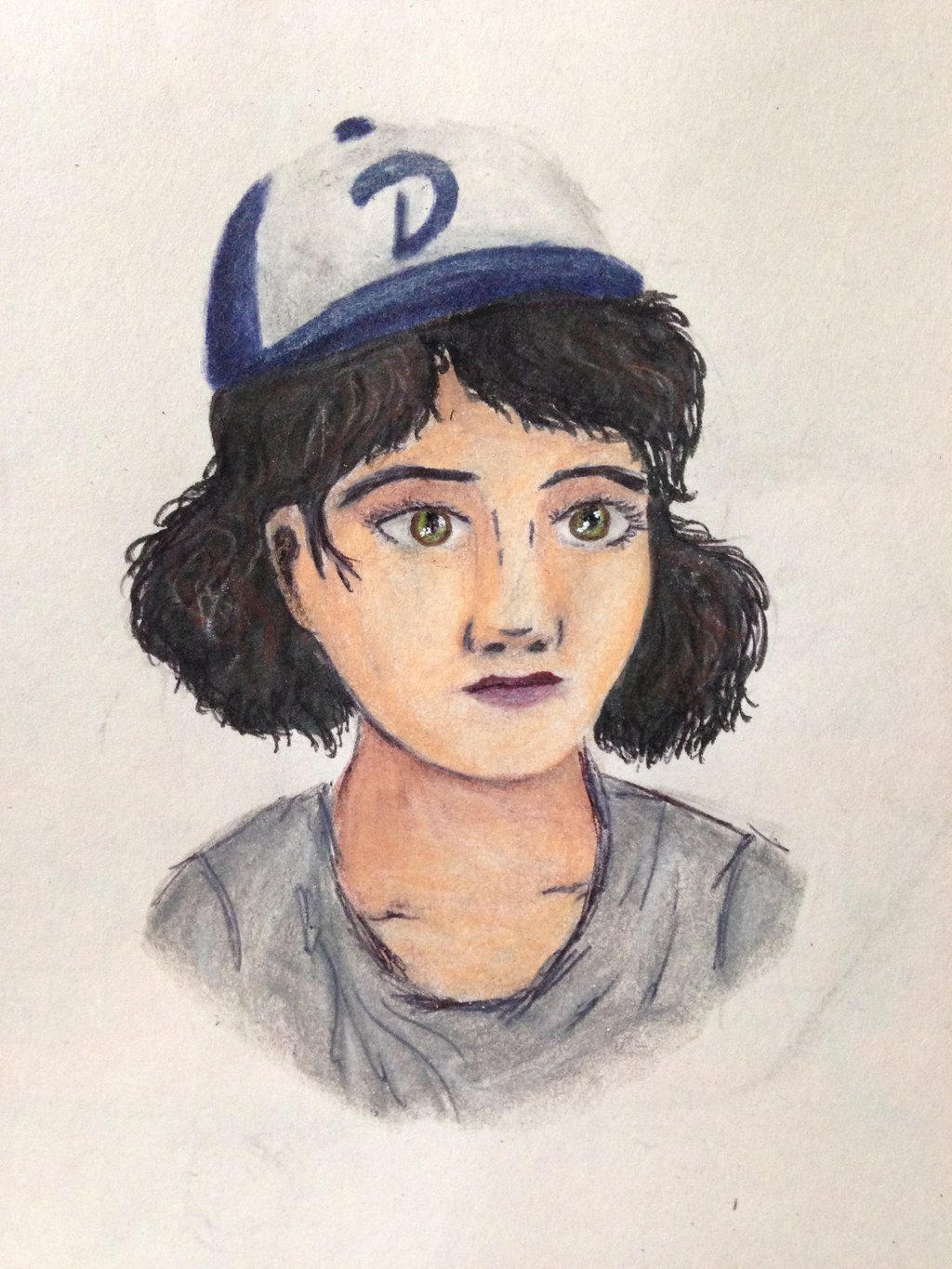 Clementine by swiftcross