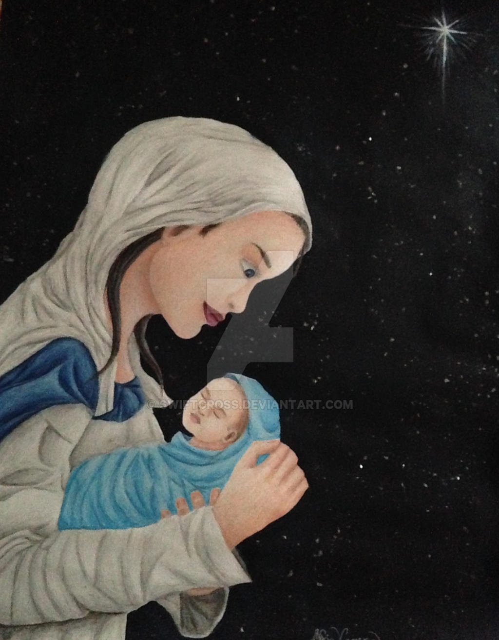 Mother and Child by swiftcross