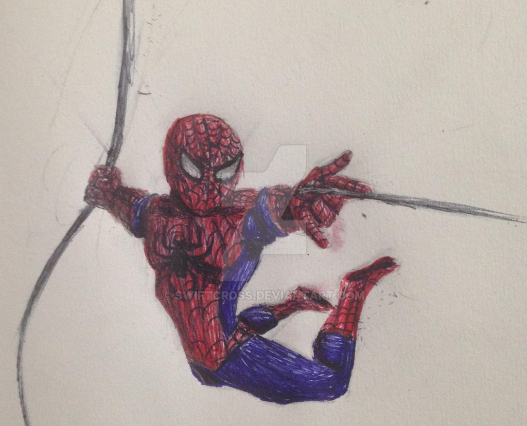 Spider-Man by swiftcross