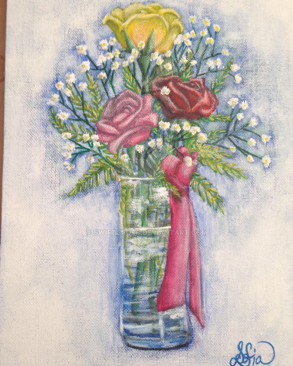 Flowers by swiftcross