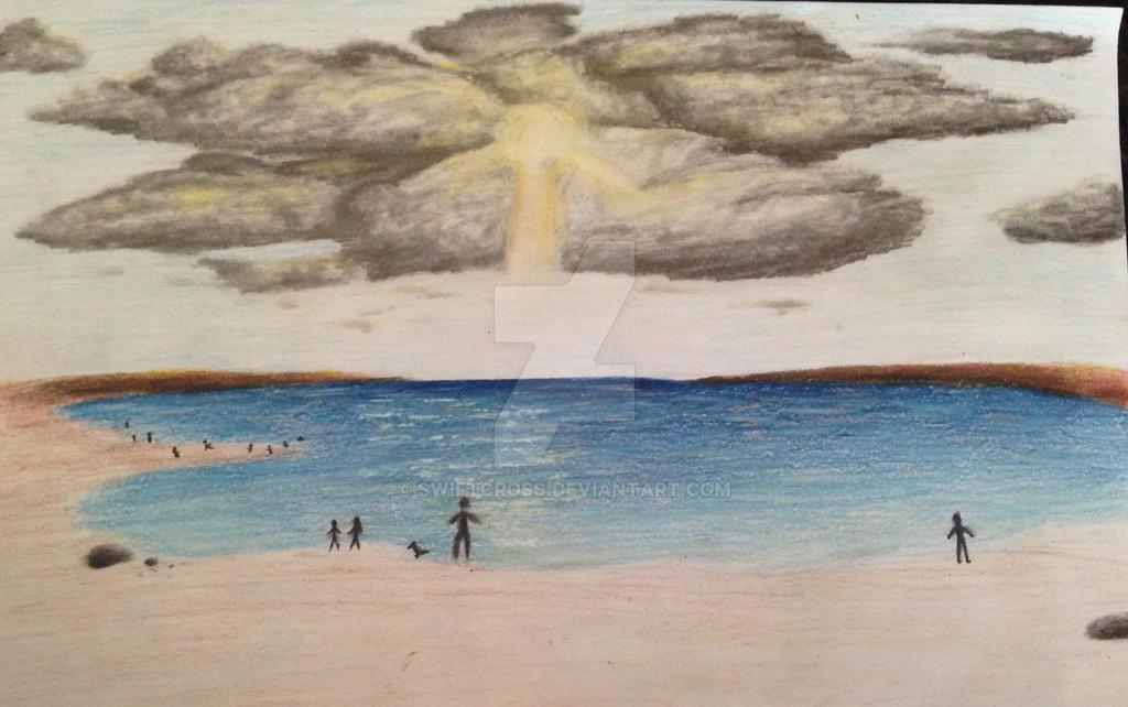 Beach by swiftcross