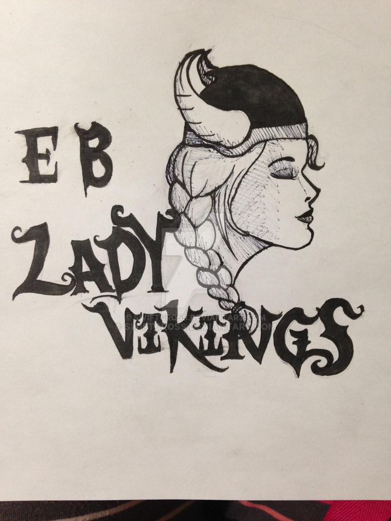 EB lady Vikings design by swiftcross