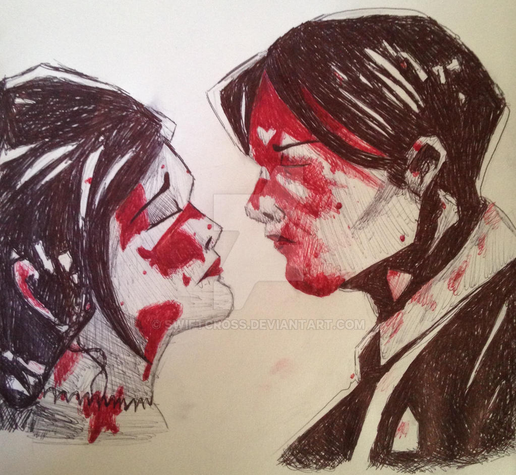 Three Cheers for Sweet Revenge(pen) by swiftcross