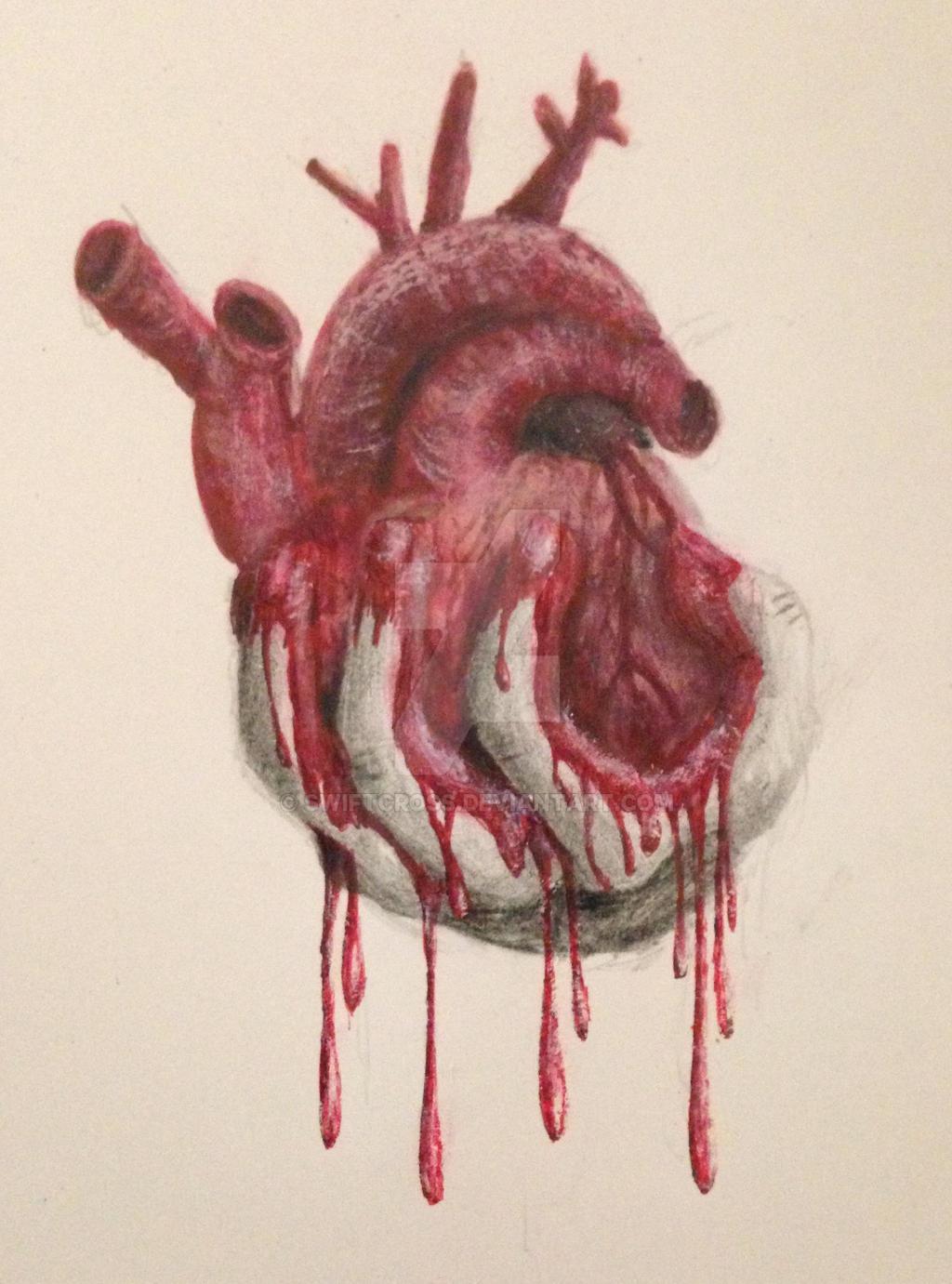 Stolen Heart by swiftcross