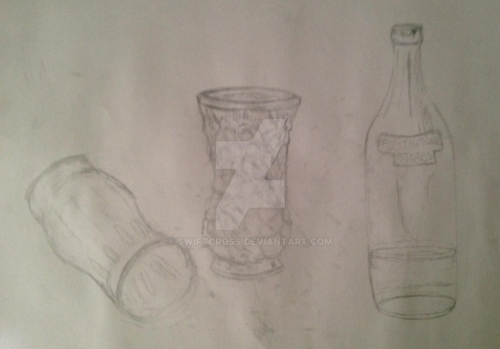 Bottles - practice by swiftcross