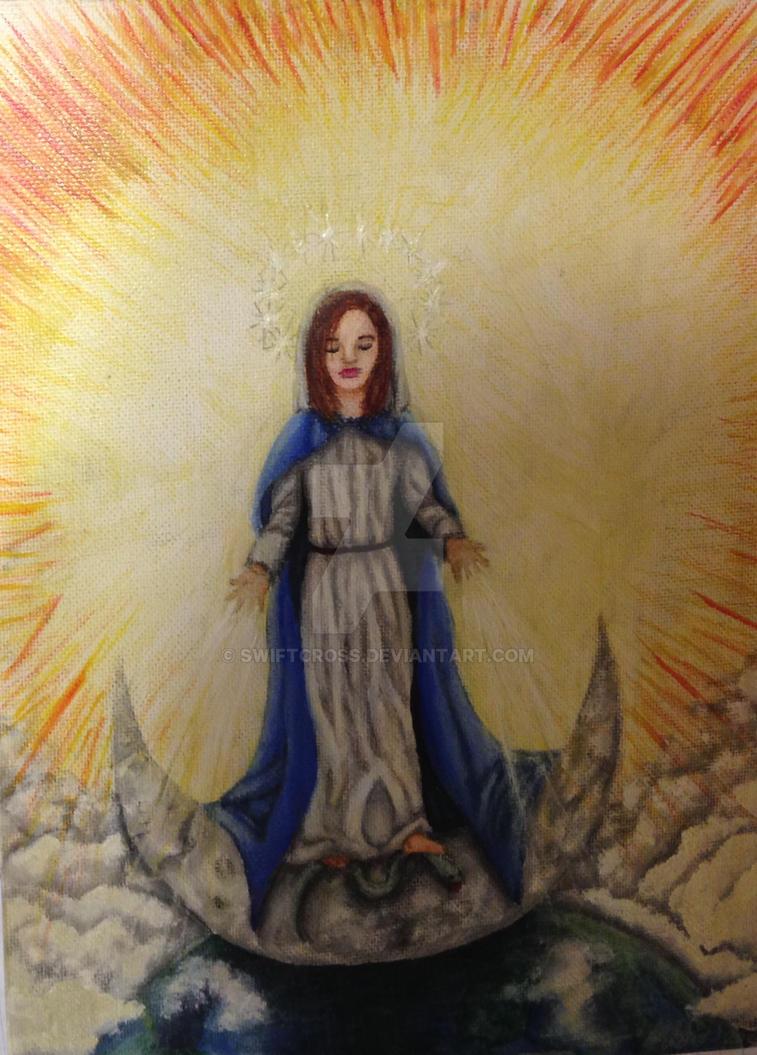 Coronation ( Revelations 12:1) by swiftcross