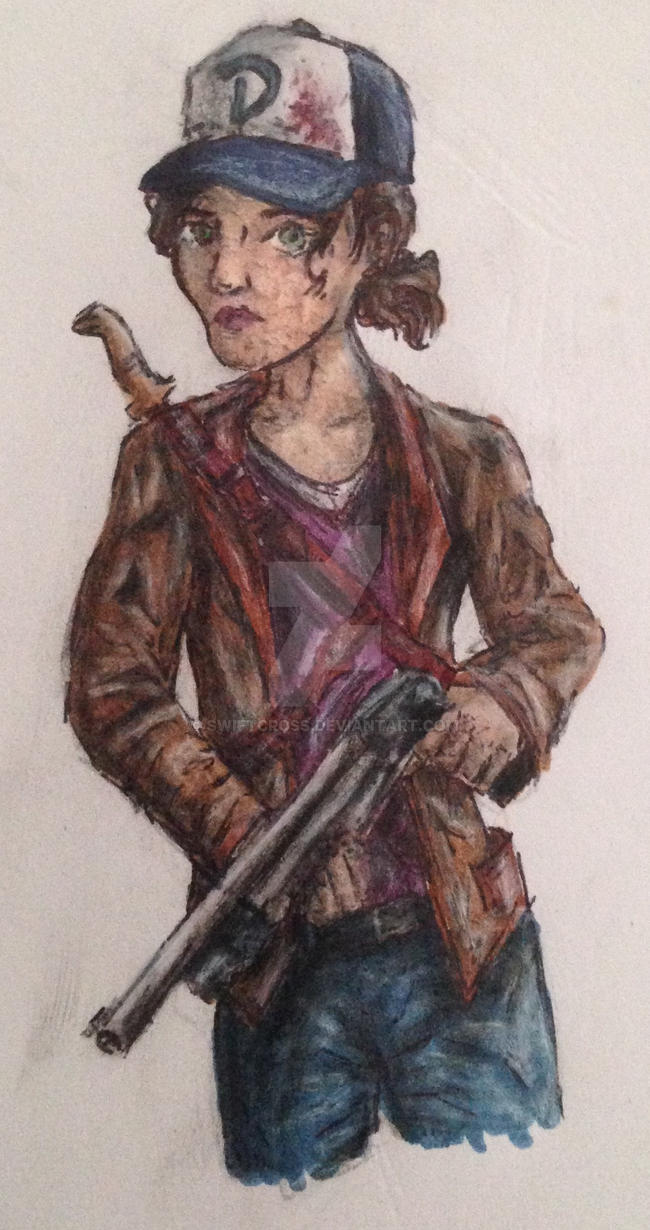 Clem (older) by swiftcross
