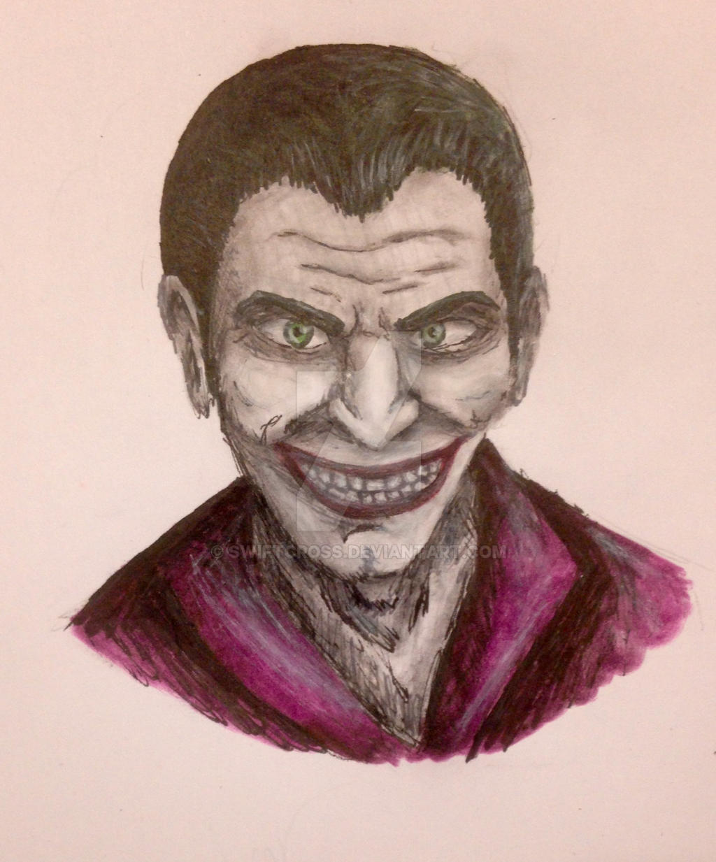 Joker by swiftcross
