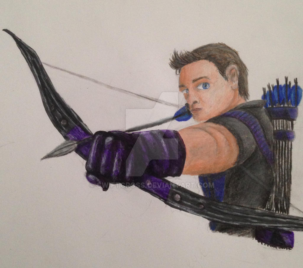 Hawkeye by swiftcross