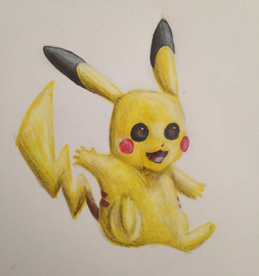 Pikachu  by swiftcross