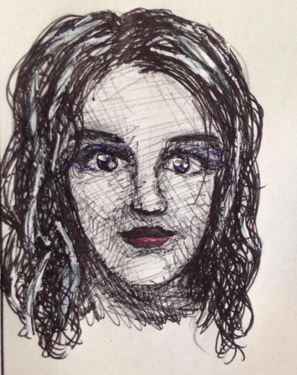 Self portrait  by swiftcross