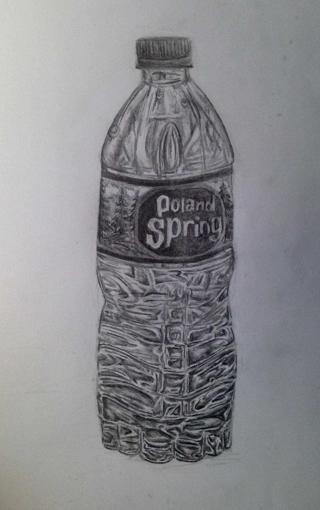 Water Bottle  by swiftcross