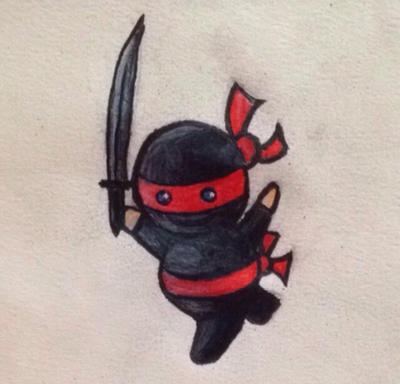 Ninja  by swiftcross