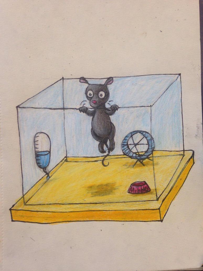 Mibbles Cartoon by swiftcross