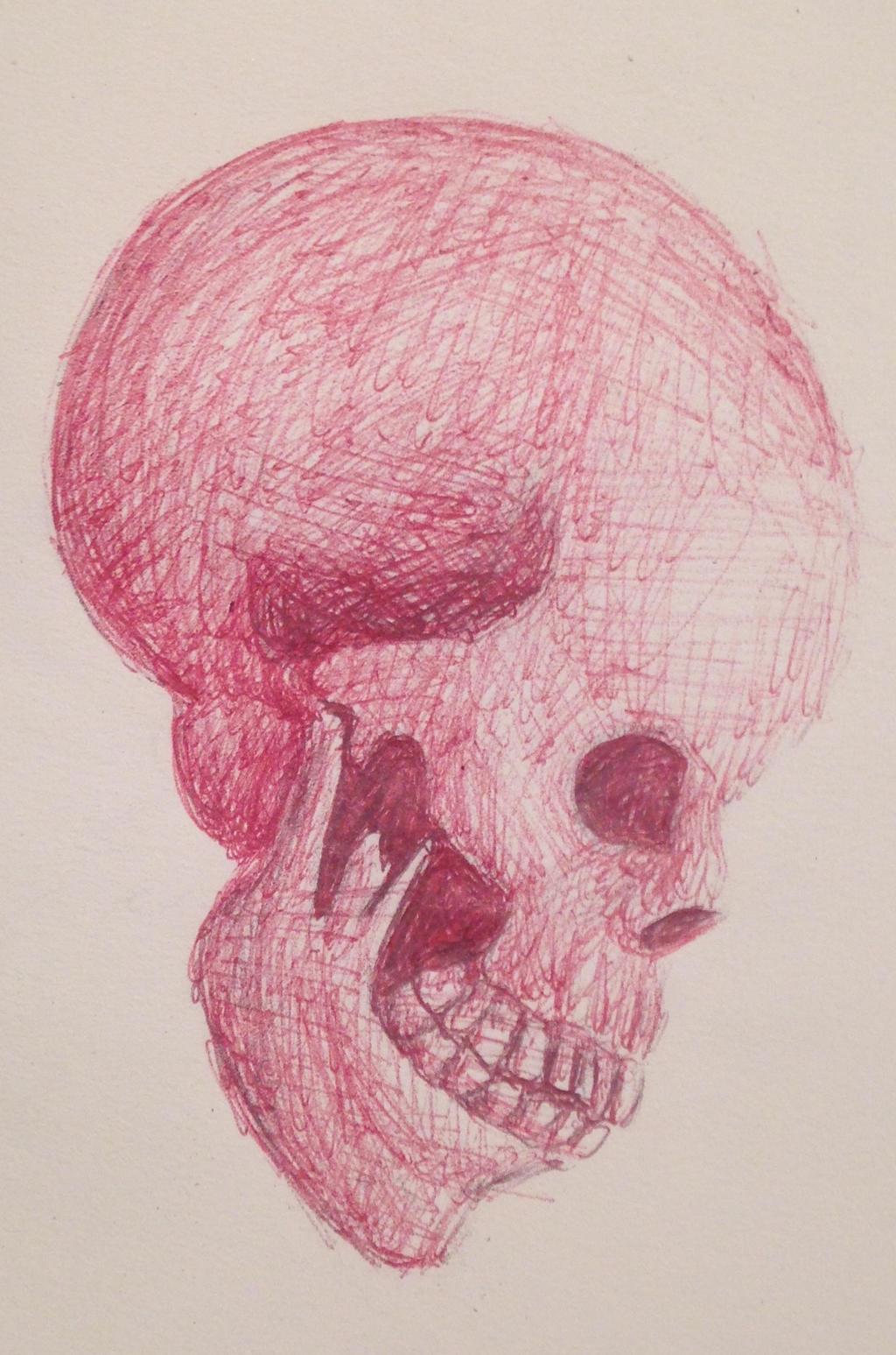 Skull by swiftcross