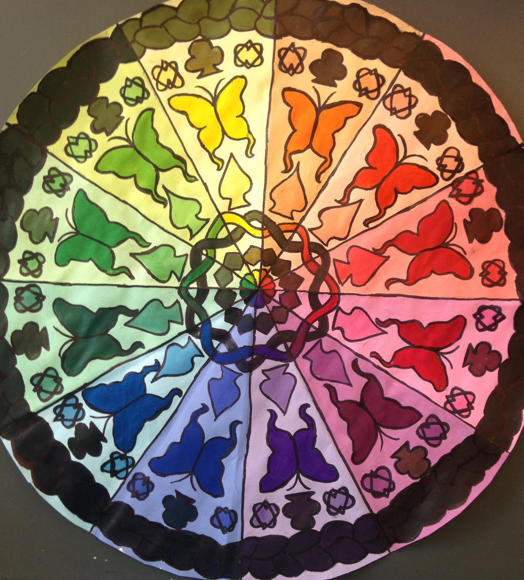 Color Wheel  by swiftcross