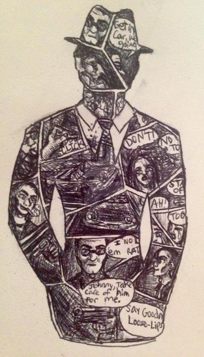 Mafia Man by swiftcross