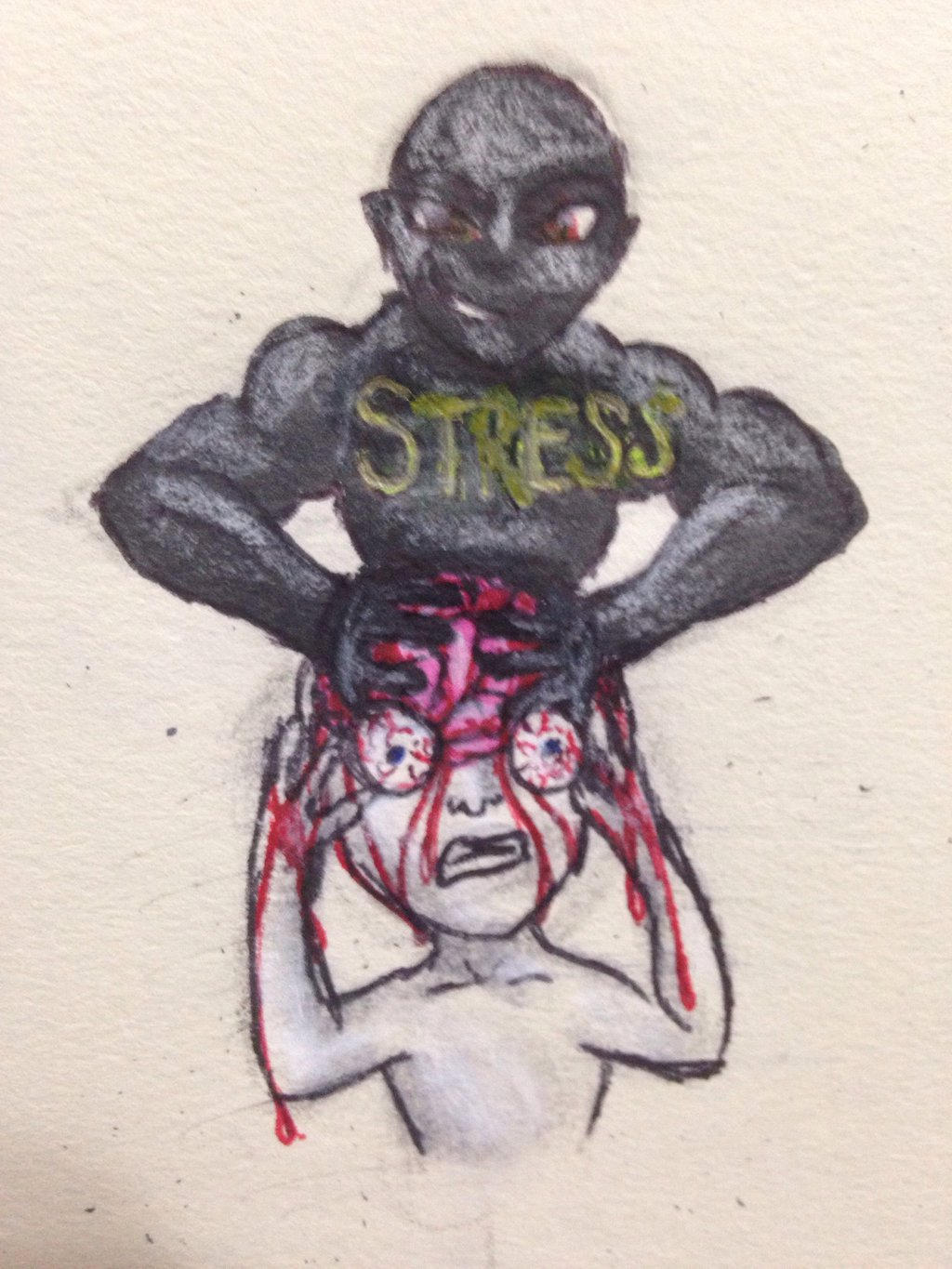 Stress by swiftcross