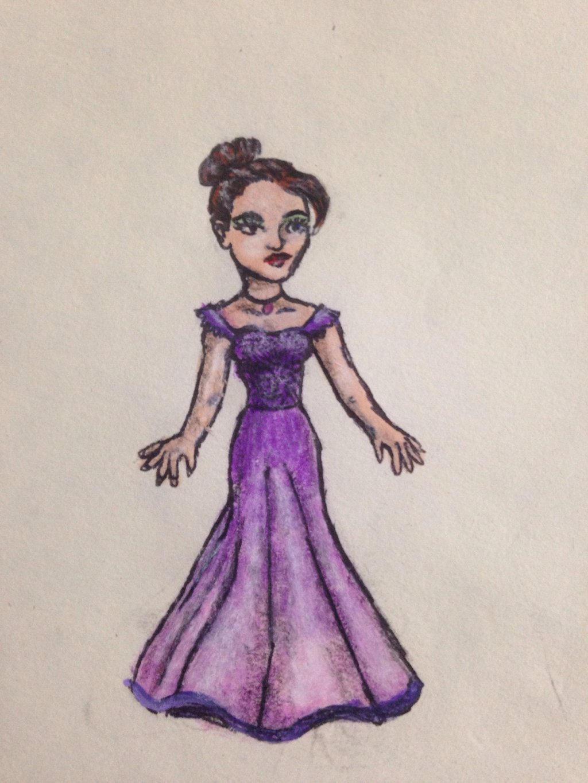 Prom Dress  by swiftcross