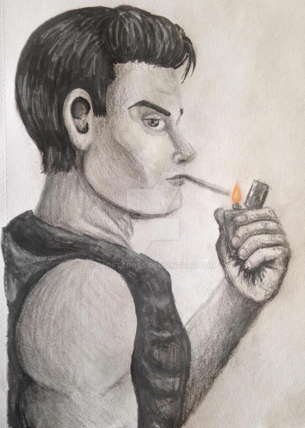 Smoky  by swiftcross