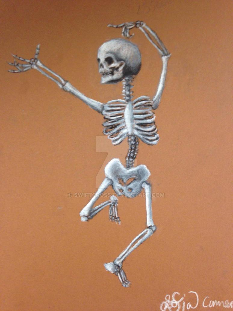 Dancing Bones by swiftcross