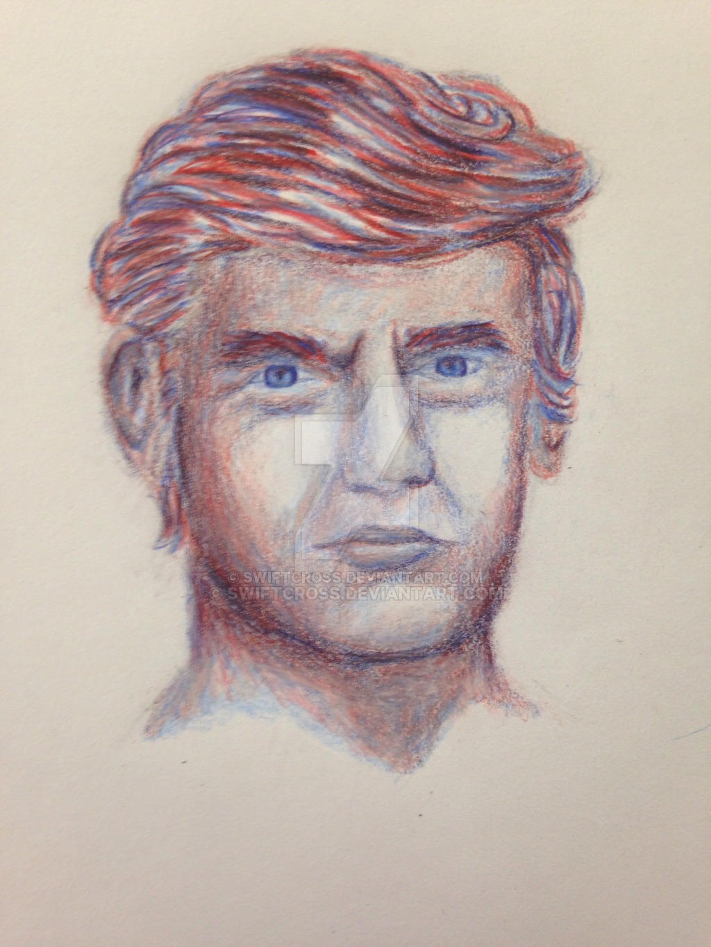 Donald Trump by swiftcross