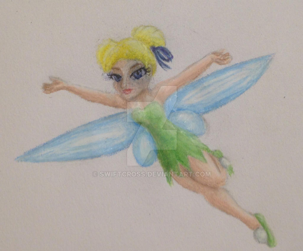 Tinker Bell by swiftcross