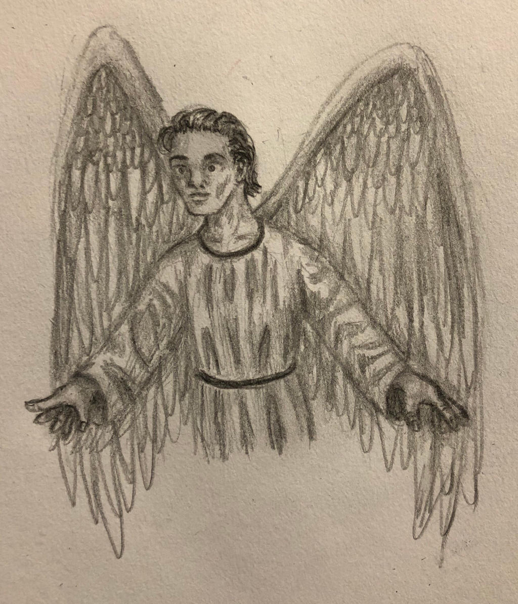 Angel by swiftcross