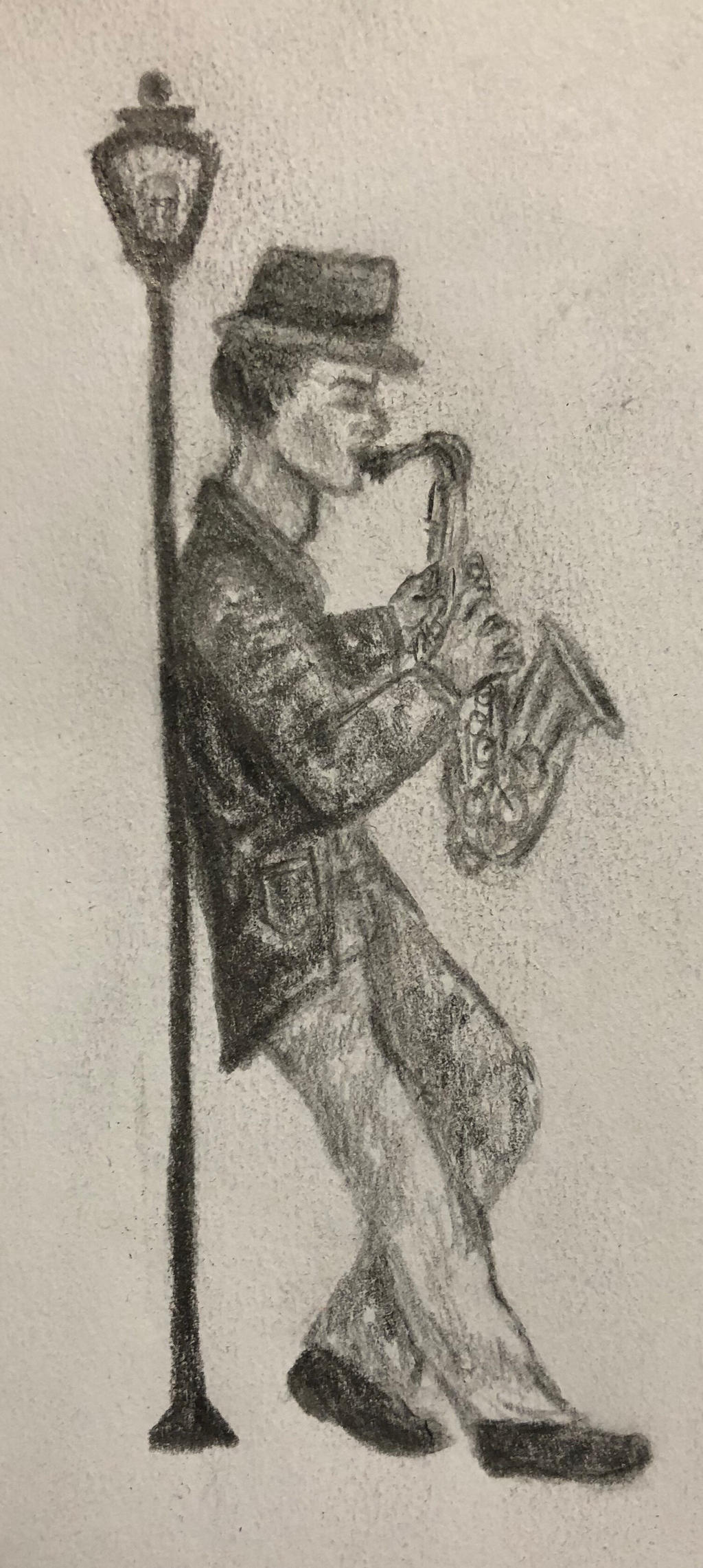 Saxophone  by swiftcross