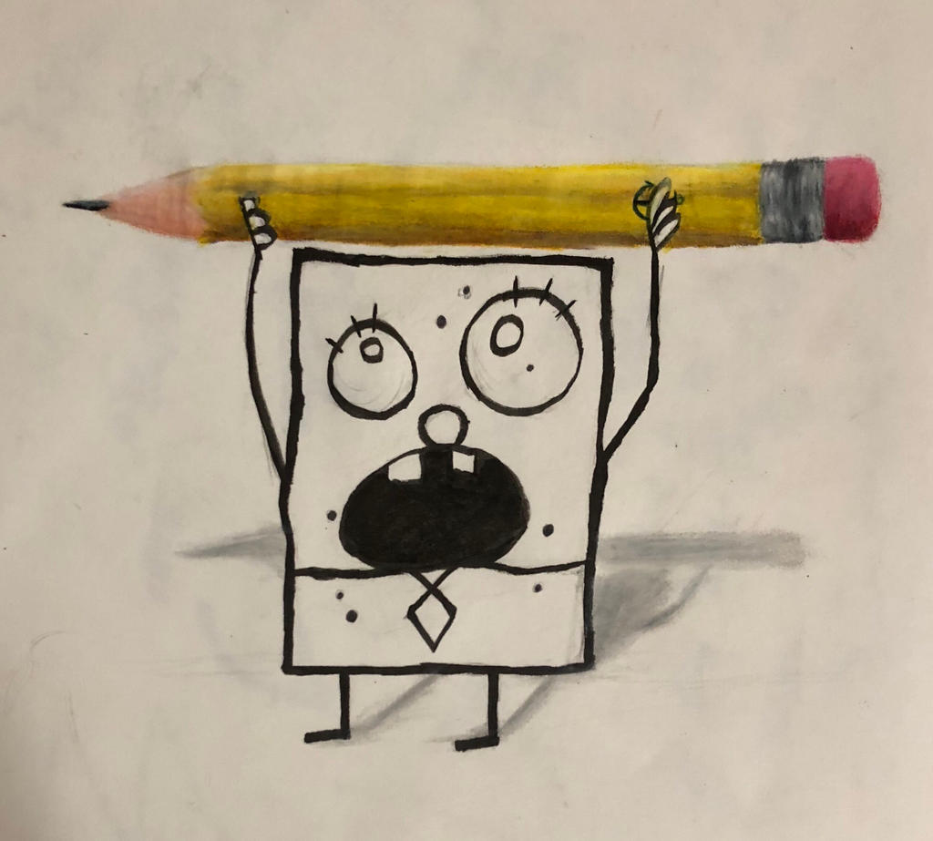 Doodlebob  by swiftcross