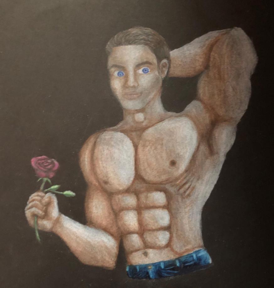 Muscular  by swiftcross