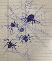 Spider Web by swiftcross