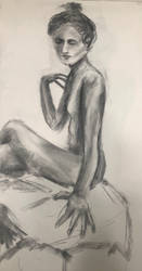 Gesture Sketch 78 by swiftcross