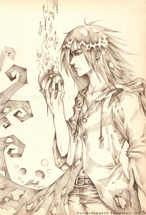 Cursed Magic by EternaLegend