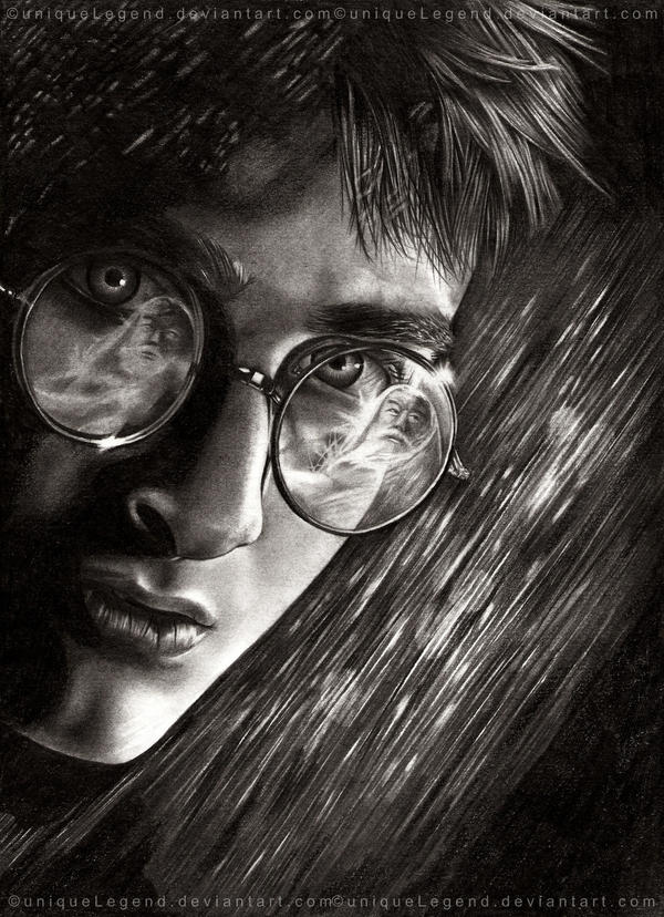 Harry Potter by EternaLegend